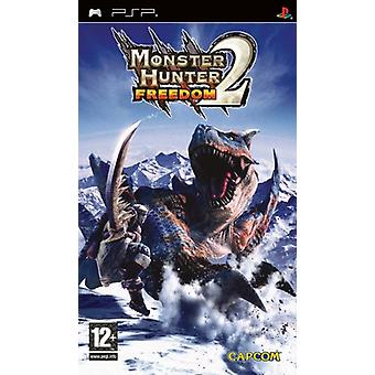Monster Hunter Freedom 2 (PSP) - New