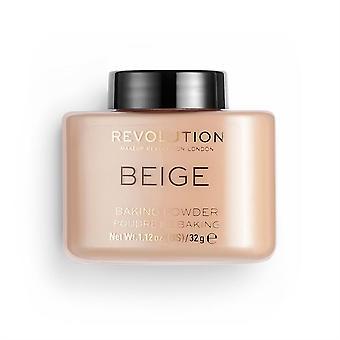 Make-up revolutie bakken poeder beige