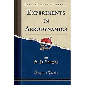 Experimenten in aerodynamica (klassieke herdruk)