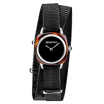 Briston 19924.SA.T.1.NB Clubmaster Lady Acetate Wristwatch