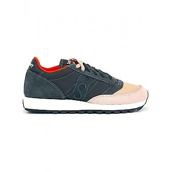 Saucony - Schuhe - Sneakers - JAZZ_2044_CHARCOAL-PINK - Herren - darkgray - 42.5