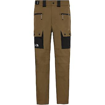 North Face Slashback Cargo Pant - Regular Leg - Military Olive