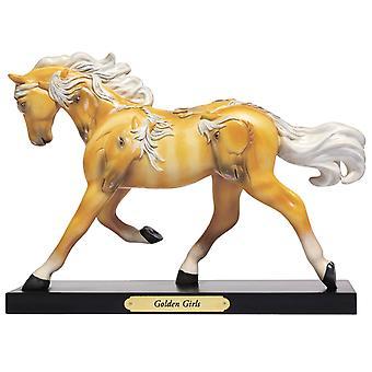 Spur der bemalten Ponys Golden Girls Figur