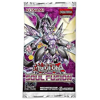 Yu-Gi-Oh Soul Fusion Booster pachet (pachet de 24)