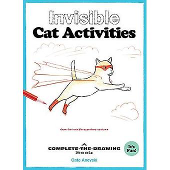 Invisible Cat Activities by Cate Anevski