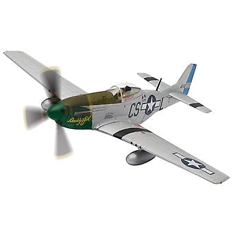 North American P-51D Mustang `Daddy`s Girl` (Capt. Ray Wetmore) Diecast Model Airplane