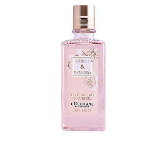 L ´ Occitaans Néroli & ORCHIDÉE gel douche Parfumé 245 ml voor vrouwen