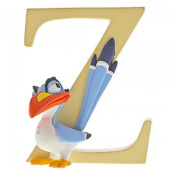 Disney Enchanting Collection Letter Z - Zazu