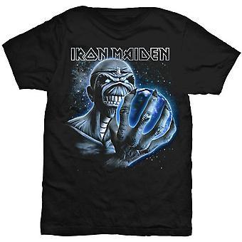 Iron Maiden Different World Steve Harris Rock Official T-Shirt