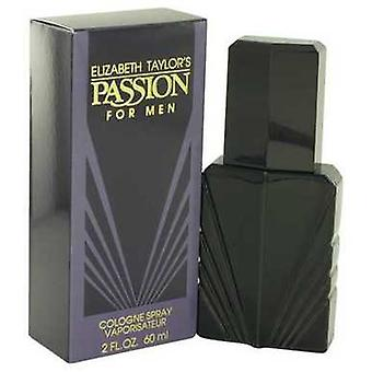 Passion By Elizabeth Taylor Cologne Spray 2 Oz (men) V728-400347