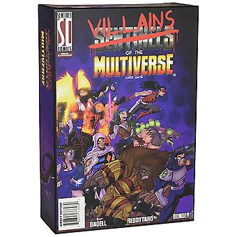 Sentinels of the Multiverse Villains of the Multiverse Board Game