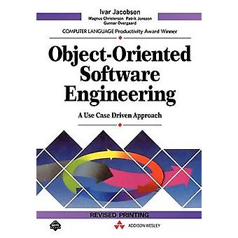 Object Oriented Software EngineeringA Use Case Driven Approach by Jacobson & Ivar