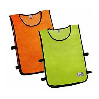 Morgan Sports Training Bib Fluro Yellow