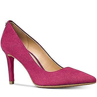 Michael Kors Dorothy Lacquer Pink Flex Pump Shoes Size 6