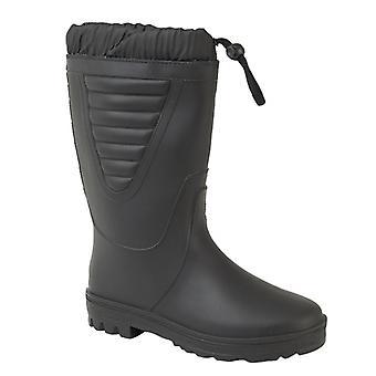 Stormwells Froola Mens Polar Boot All Black