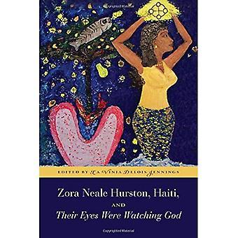 Zora Neale Hurston, Haiti, a ich oczy były oglądania Boga