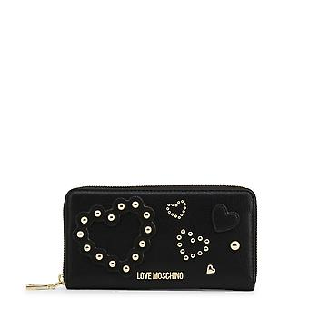 Love moschino women's wallet various colours jc5607pp1ale