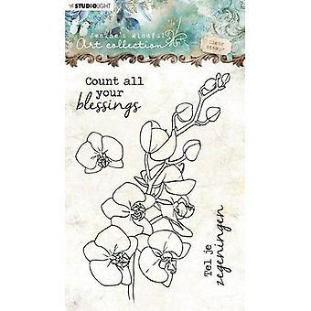 Studio Light A6 Stamp Jenine's Mindful 2.0 – Number 08