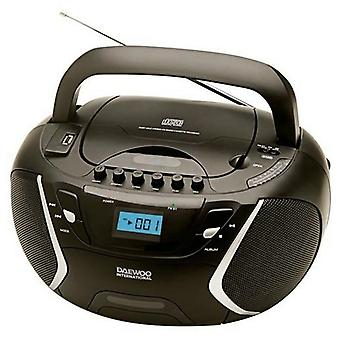 CD Ραδιόφωνο Daewoo PCS75105DBU51