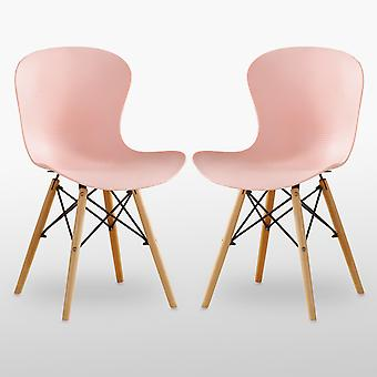 Alessia Eiffel Chair Ribbed Ds