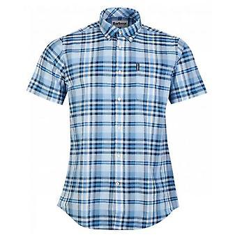 Barbour Madras 5 Lyhythihainen ruudullinen paita