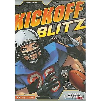Kickoff Blitz (Sports Illustrated barna grafiske romaner: i søkelyset)