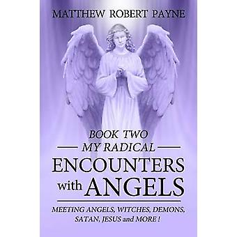 My Radical Encounters with Angels Meeting Angels Witches Demons Satan Jesus and More by Payne & Matthew Robert