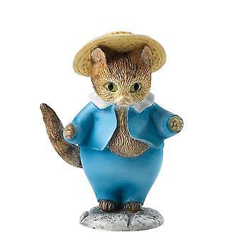 Beatrix Potter Tom Kitten Miniature Figurine