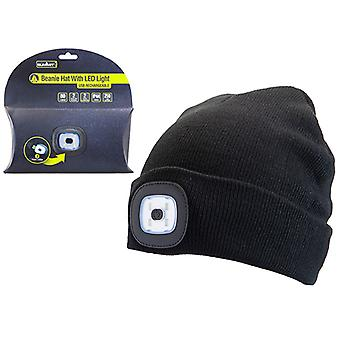 Summit Light Up USB Beanie Hat
