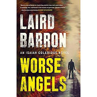 Worse Angels by Laird Barron - 9780593084991 Book