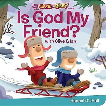 Dieu est mon ami ? par Hannah C. Hall - 9781546012047 Livre