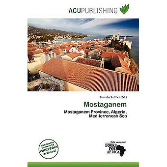 Mostaganem by Evander Luther - 9786201940789 Book
