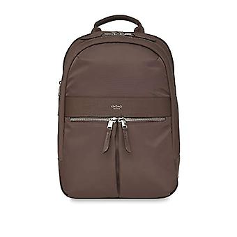 Knomo Mini Beaufort Rucksack 12th' - Unisex Adult Laptop Bags - Brown (Feige) - 9x26x35 cm (B x H T)