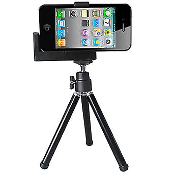 For iPhone,Retro Hipstamatic High-Quality Durable Mini Camera Tripod iPod,Black