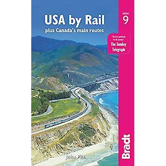 USA by Rail - plus Canada's main routes by John Pitt - 9781784776251 B