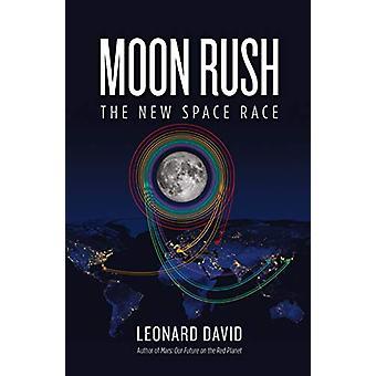 Moon Rush by Leonard David - 9781426220050 Book