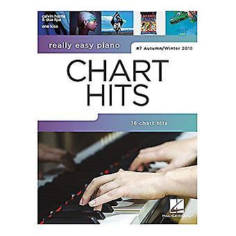 Really Easy Piano - Chart Hits 7 Autumn/Winter 2018 by Hal Leonard Pub