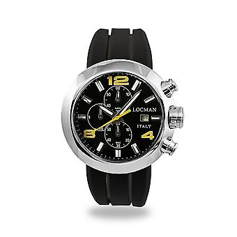 Locman - Wristwatch - Men - CHANGE - 042000BKNYL0SIK-Y-K