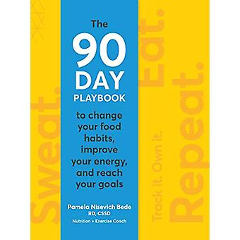Sweat. Eat. Repeat. - A 90-Day Playbook to Change Your Food Habits - I