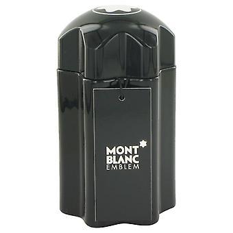 Montblanc Emblem Eau De Toilette Spray (Tester) By Mont Blanc 3.4 oz Eau De Toilette Spray