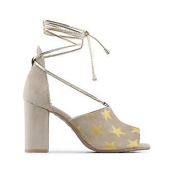 Tillverkad i Italia - skor - sandal - SIMONA-TAUPE - damer - solbränna, guld - 39