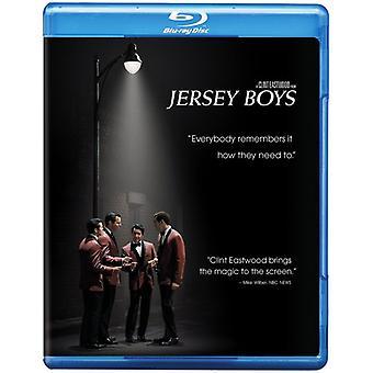 Jersey Boys [BLU-RAY] USA importerer