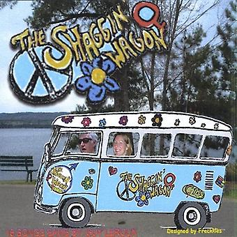 Guy Leroux - Shaggin' Wagon [CD] Importazione USA