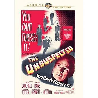 Insospechada importación de Estados Unidos [DVD]