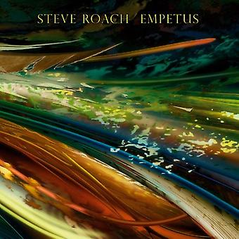 Steve Roach - Empetus [CD] USA import