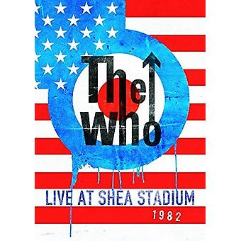 Who - Live at Shea Stadium 1982 [DVD] USA import