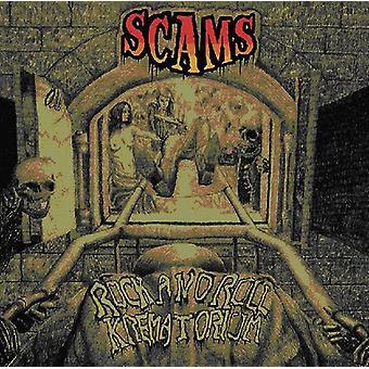 Scams - Rock & Roll Krematorium [CD] USA import