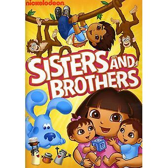 Importer des sœurs & frères [DVD] é.-u.