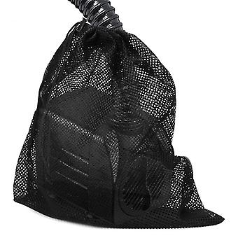 Black Large Mesh Bag Filter, Pond Biofilter Aquarium Filtration