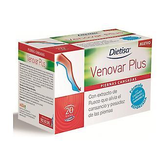 Venovar Plus 20 injektiopulloa